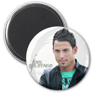 Joel Geleynse Music Merchandise 6 Cm Round Magnet