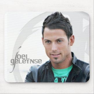 Joel Geleynse Music Merchandise Mouse Pad