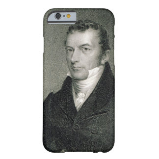 Joel Roberts Poinsett (engraving) Barely There iPhone 6 Case