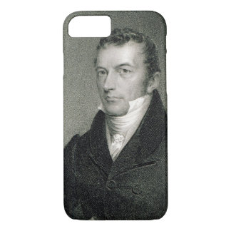 Joel Roberts Poinsett (engraving) iPhone 8/7 Case