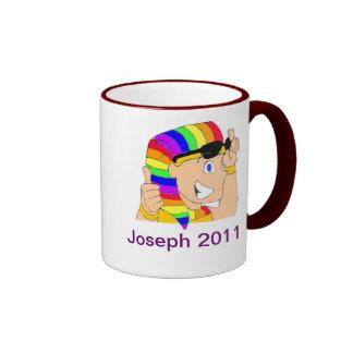 JOELOGO, Joseph 2011 Ringer Mug