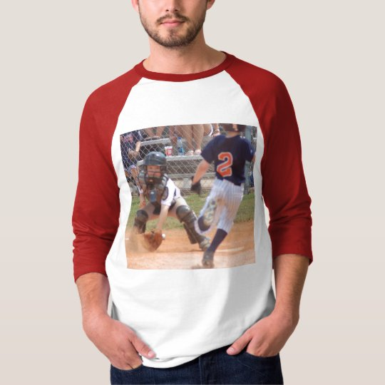 Joe's Baseball Shirt