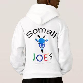 Joe's official Billy Blue Goat Boy's Hoodie