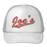Joe's Pizza & Pasta Cap