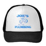 Joe's Plumbing Hat