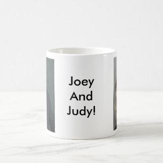 Joey and Judy Coffee Mug