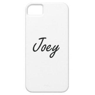 Joey Artistic Name Design iPhone 5 Case