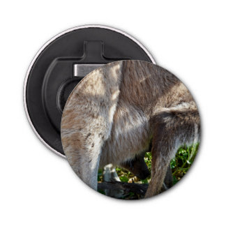 Joey Hitches A Ride, Magnetic Bottle Opener. Bottle Opener