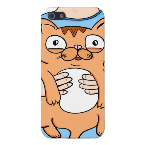 Joey the Cat Case For iPhone 5