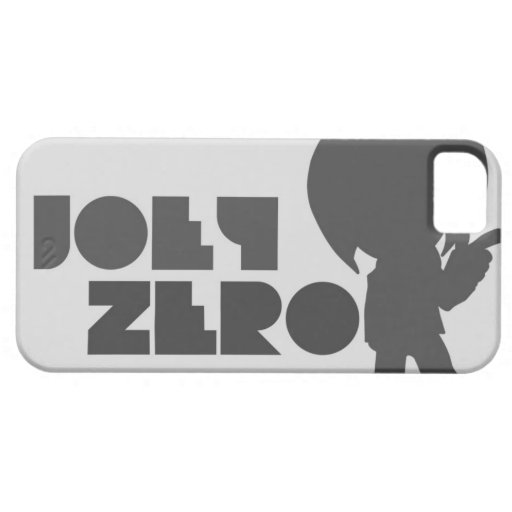 Joey Zero iPhone 5 Case - Sillouette