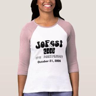 JoFest TShirt, October 21, 2006 T-Shirt