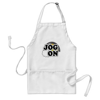 Jog On Standard Apron
