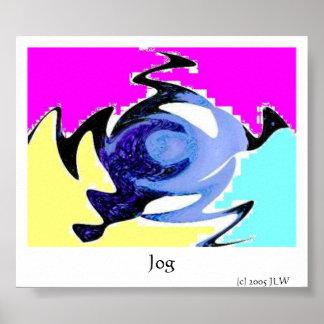 Jog Posters