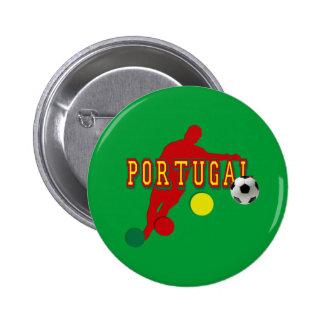 Jogador de Selecção Portuguesa Button