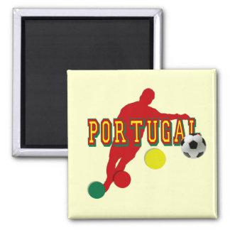 Jogador de Selecção Portuguesa Refrigerator Magnet