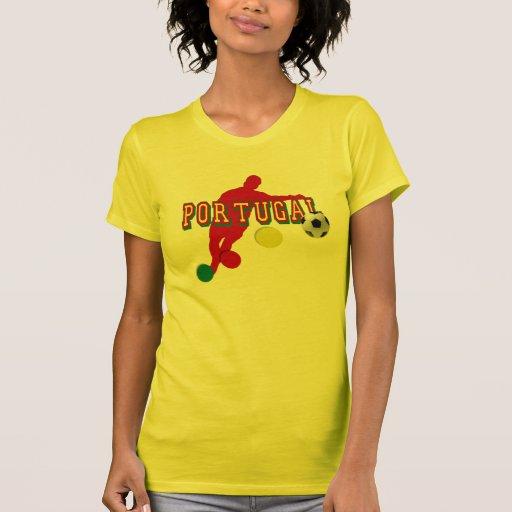Jogador de Selecção Portuguesa Shirt
