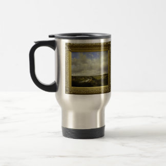 Johan Hendrik Weissenbruch- View from Dekkersduin Coffee Mug