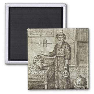 Johann Adam Schall von Bell (1591-1666) from 'Chin Square Magnet