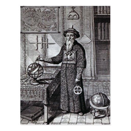 Johann Adam Schall von Bell Postcard