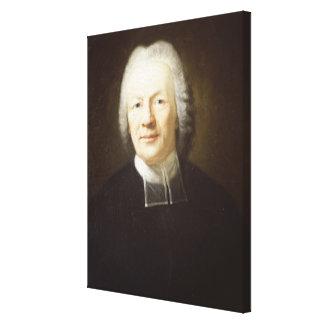 Johann August Ernesti Gallery Wrap Canvas