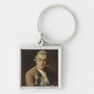Johann Christian Bach, 1776 Keychains