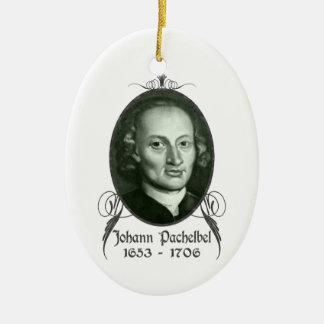 Johann Pachelbel Ornament