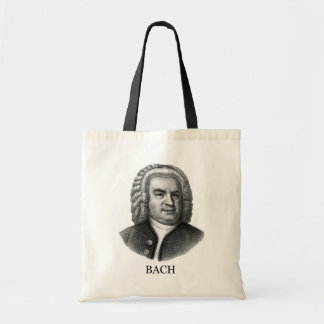 Johann Sebastian Bach, black