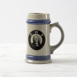 Johann Sebastian Bach - BWV Mugs