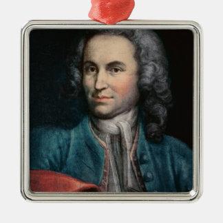 Johann Sebastian Bach  c.1715 Christmas Ornament