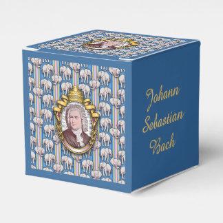 Johann Sebastian BACH Party Favor Boxes