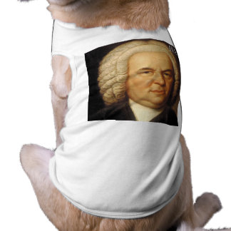 Johann Sebastian Bach Items Shirt