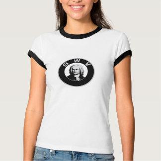Johann Sebastian Bach Tee Shirt