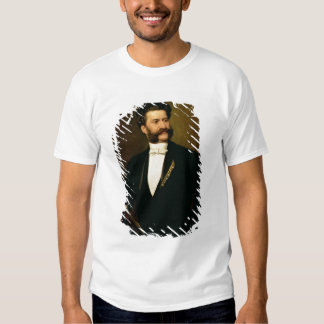 Johann Strauss the Younger, 1888 Tees