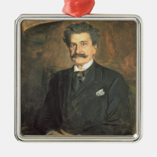 Johann Strauss the Younger, 1895 Christmas Ornament