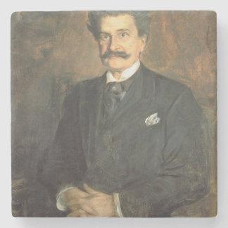 Johann Strauss the Younger, 1895 Stone Coaster