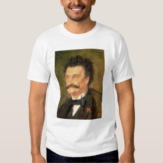 Johann Strauss the Younger, 1895 Tees