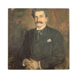 Johann Strauss the Younger, 1895 Wood Coaster