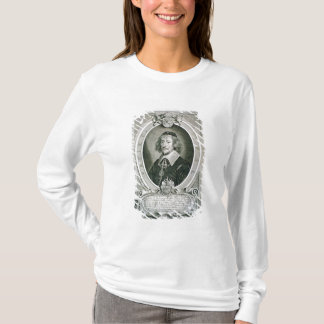 Johann van Knuyt (1587-1654) from 'Portraits des H T-Shirt