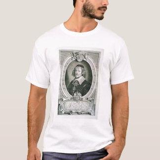 Johann van Knuyt (1587-1654) from 'Portraits des H T-Shirt