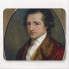 Johann Wolfgang von Goethe, 1775 Mouse Mat