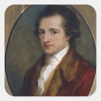 Johann Wolfgang von Goethe, 1775 Sticker