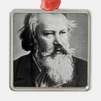 Johannes Brahms, 1879 Christmas Ornament