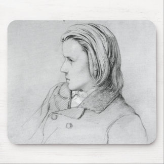 Johannes Brahms  aged twenty, 1853 Mouse Pad