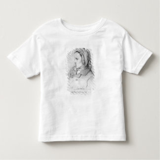 Johannes Brahms  aged twenty, 1853 Toddler T-Shirt