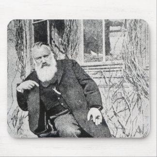 Johannes Brahms, c.1897 Mouse Mat