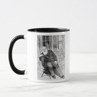 Johannes Brahms, c.1897 Mug