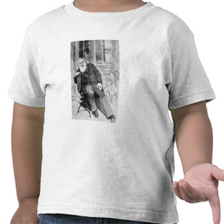 Johannes Brahms, c.1897 Shirt
