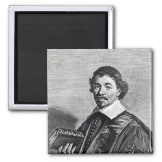 Johannes Hoornbeek, engraved by Jonas Magnet