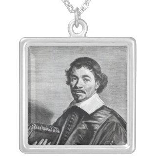 Johannes Hoornbeek, engraved by Jonas Necklace