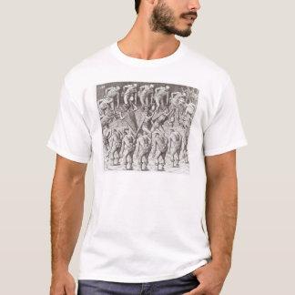 Johannes Lerii's Account of the Caraibe Indians T-Shirt